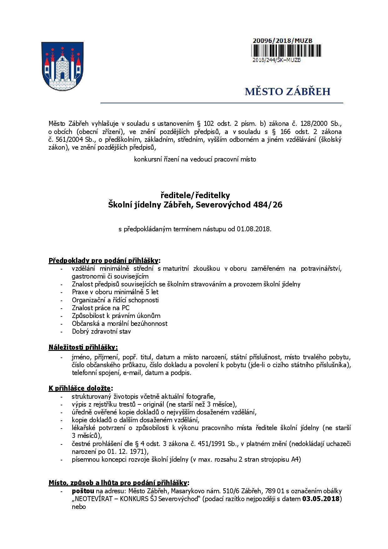 ŠJ_Severovýchod_vyhlášení_konkursu_a692baefd85f4cc999870a2c709e7575 (1)-page-001
