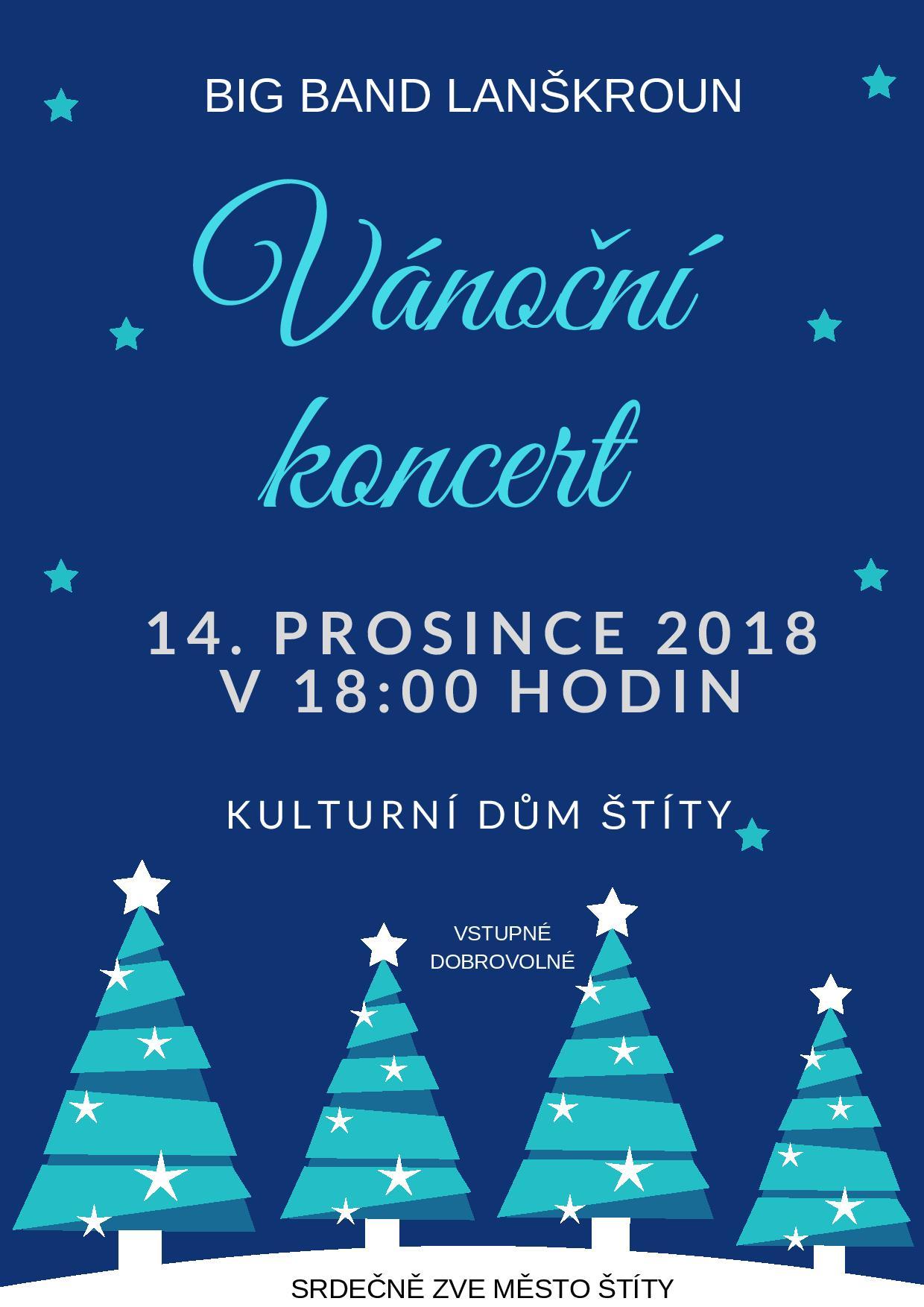 Vánoční koncert BB