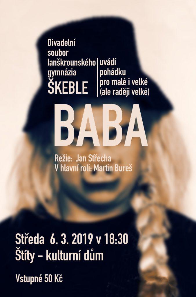 Baba - plakát