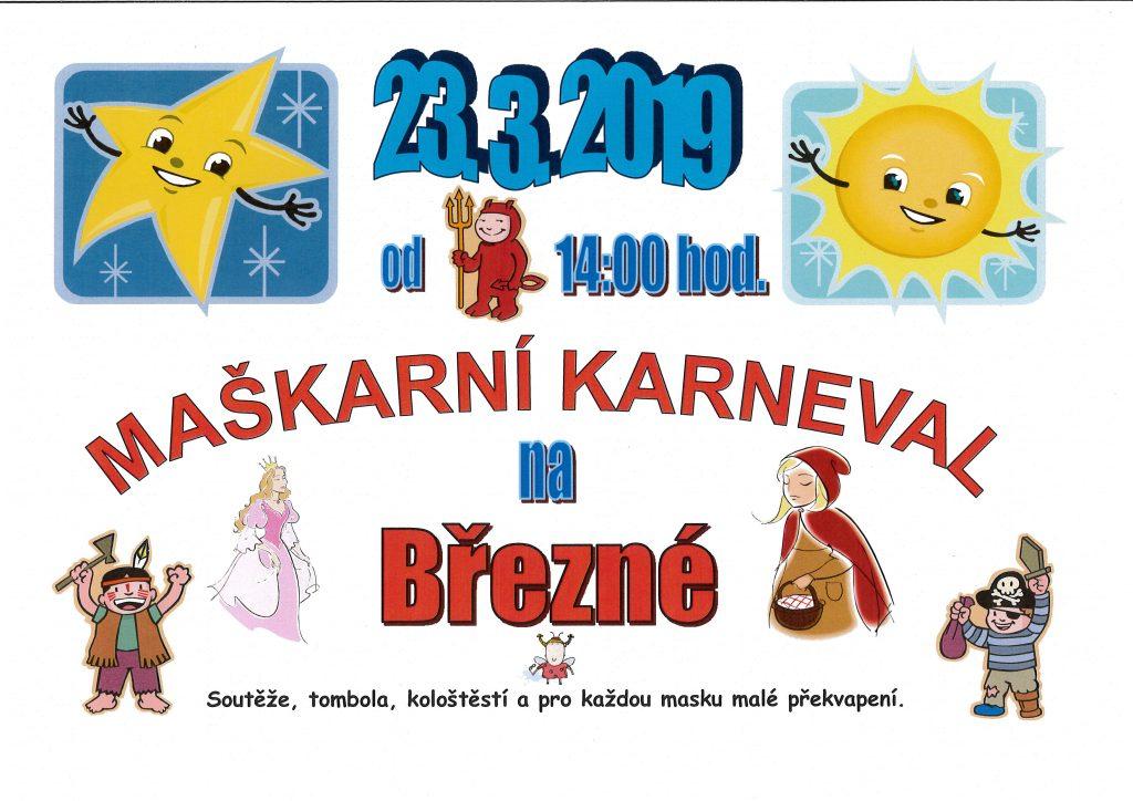 Karneval Březná